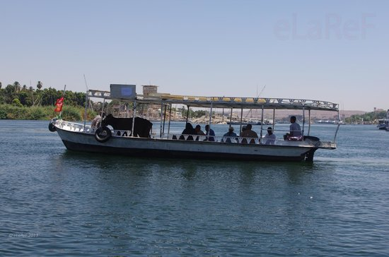 Sehel Island: Make sure you don't get on the local ferry by mistake!!