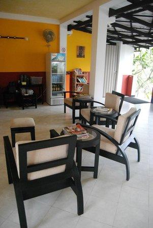A-Prima: sitting area