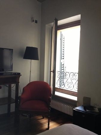 B&B La Dimora di Giulietta: chambre