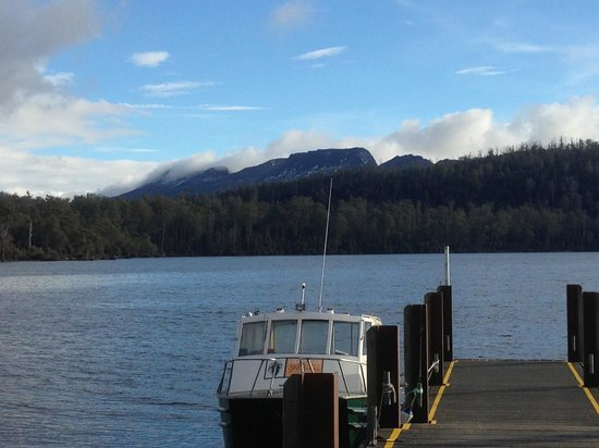 Lake St Clair Lodge: Lake St Clair