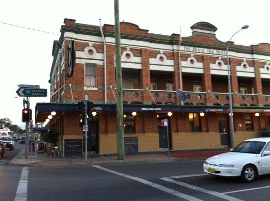 Royal Oak Hotel Cessnock Restaurant