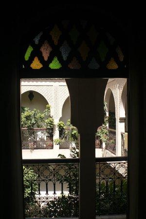 Riad Massiba: view