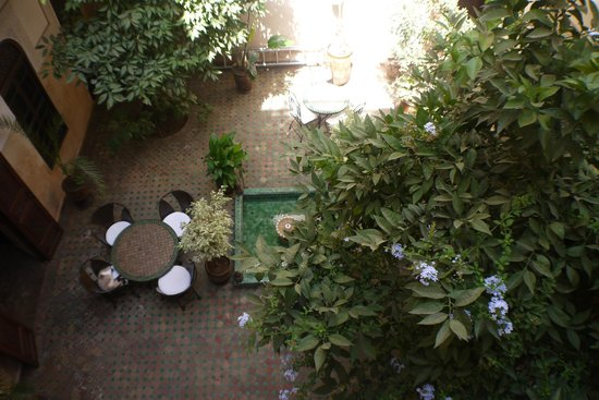 Riad Massiba: view