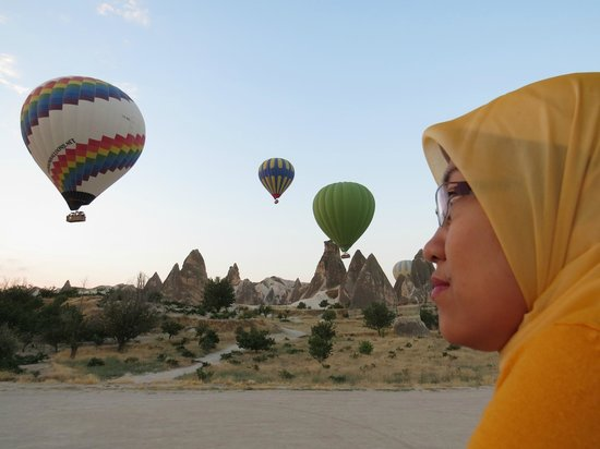 Havalanıyoruz - Picture of Istanbul Balloons, Goreme ...