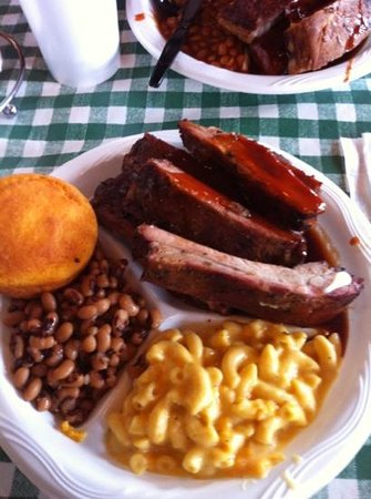 Chimneyville BBQ Smokehosue