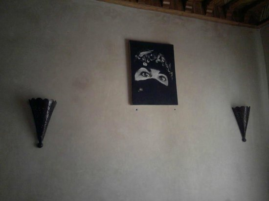 Riad Inna : Wall in the room