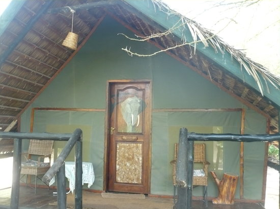 Kiboko Bushcamp : extirior