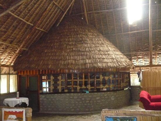 Kiboko Bushcamp: Bar
