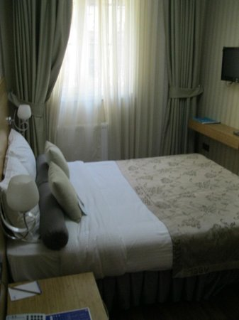 Abel Hotel Istanbul: double room
