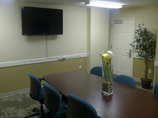 Suburban Extended Stay Hotel Camp Lejeune: Meeting Room