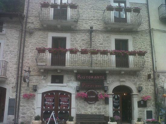 Villetta Barrea, Ιταλία: b&b il ghiro