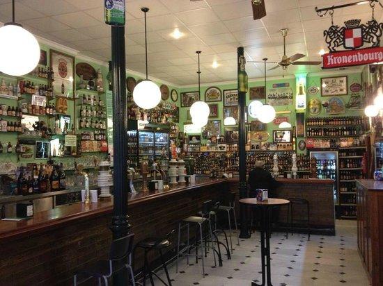 Cerveceria internacional seville restaurant reviews - Decoracion de pub ...