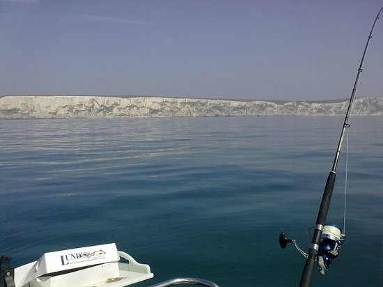 Hermit Charters: Tranquil fishing beyond The Needles