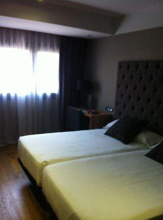 Hotel Zenit Abeba: Habitación