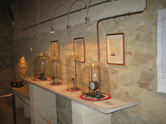 Mineo, Italy: Museo Etnoantropologico, sala Guzzanti
