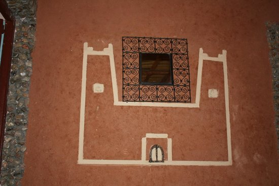 Hotel Valentine Todra: Decorazioni