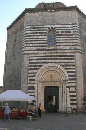 Baptistery: The Baptistry