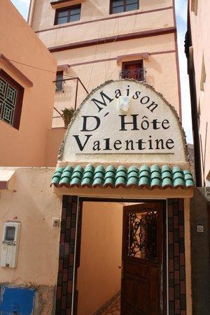 Maison d'Hote Valentine : Ingresso