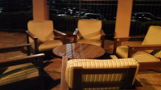 Hampton Inn Asheville - I-26 Biltmore Area: outdoor area