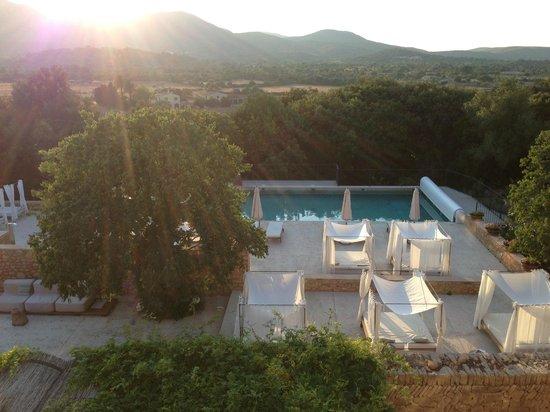 Predi Son Jaumell Hotel Rural: pool area
