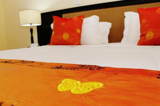 Nashera Hotel: Cozy beds