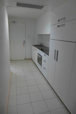Salamanca Inn: kitchenette