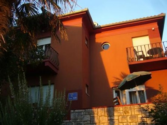 Villas Arbia - Villas Rio & Magdalena: sunset