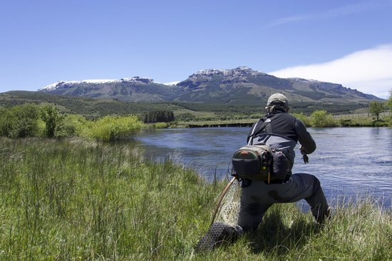 I feel good not hard to imagine why picture of fly for Fly fishing patagonia