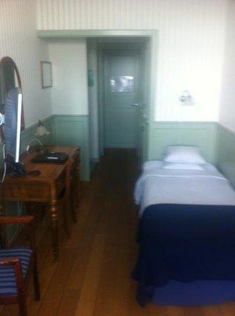 Waxholms Hotell: Single room (205)