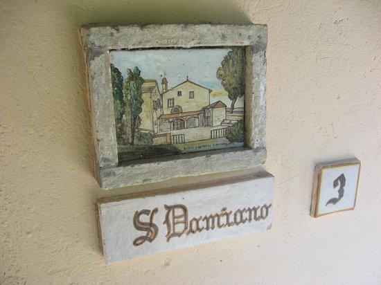 Le Querce di Assisi: Gli appartamenti
