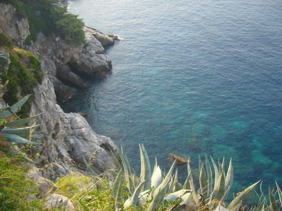 Dubrovnik Youth Hostel : on the way to the old town