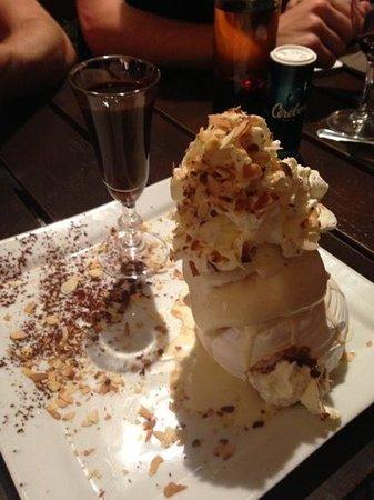 Chez Peppone : dessert de l'année