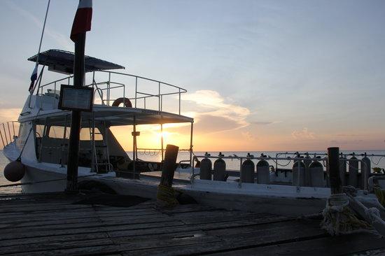 Iberostar Cozumel: sunset