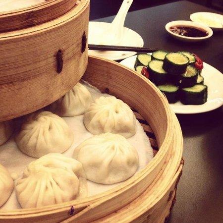 Din Tai Fung (The Gardens) : Food!