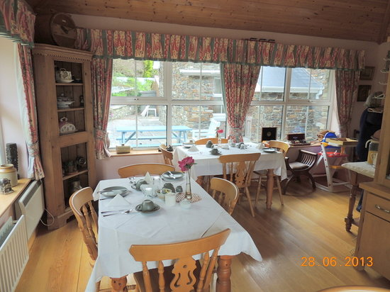 Lis-Ardagh Lodge: Garden