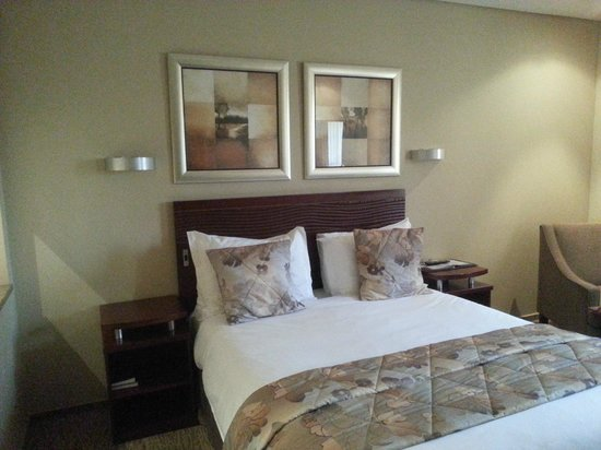 City Lodge Hotel Johannesburg Airport - Barbara Road: The spacious beds