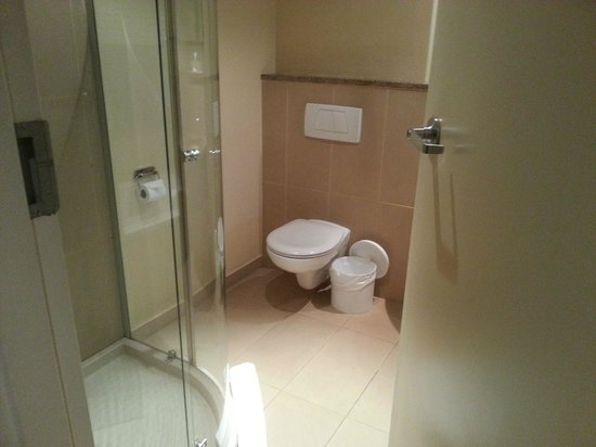 City Lodge Hotel Johannesburg Airport - Barbara Road: The toilet