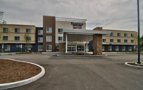 Fairfield Inn & Suites Towanda Wysox: Exterior