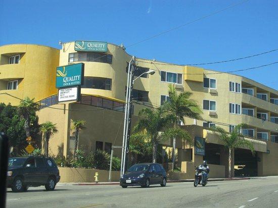 赫莫薩沙灘品質套房飯店照片