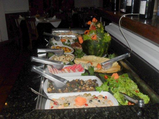 San Benedito Emporium: sexta e sabado mesa de frios...maravilhosa!