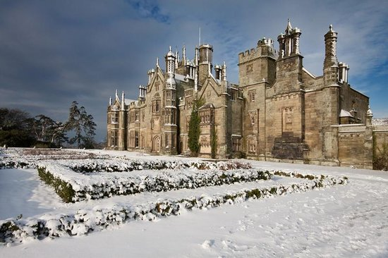 Margam Park: Stately home of the past