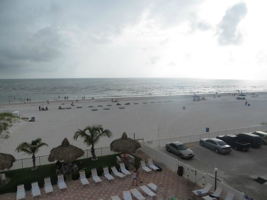 Beach Place Condos at John's Pass Village : Our view