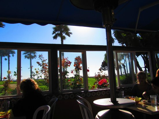 La Playita: View from the patio