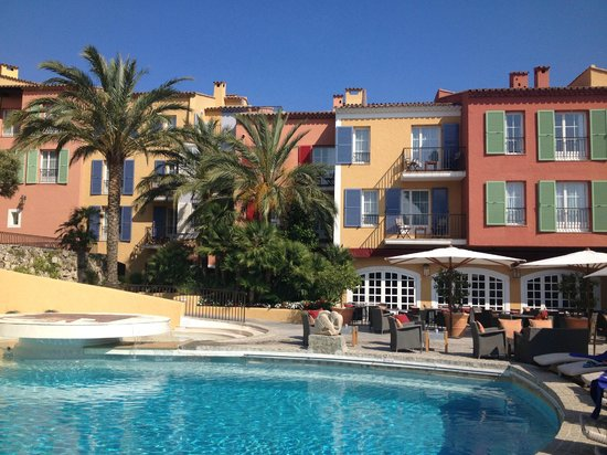 Pool Picture Of Hotel Byblos Saint Tropez Saint Tropez