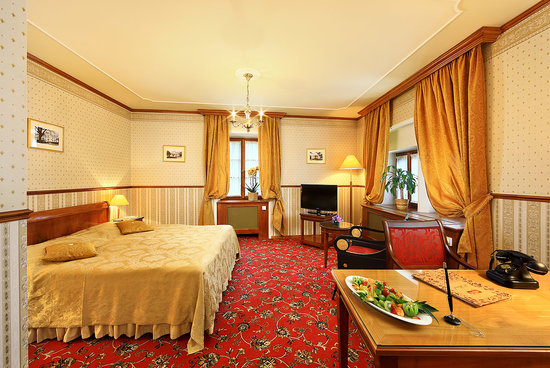 Chateau St. Havel - wellness hotel: Double room