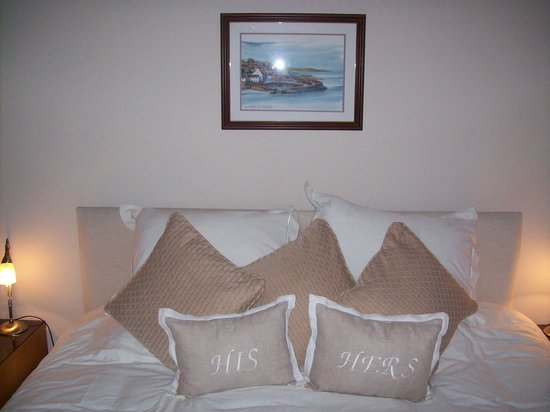 Bunree Bed and Breakfast : warm welcome