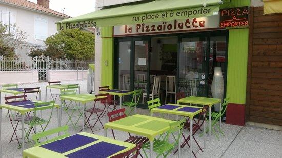 La Pizzaiolette: La Pizzaïolette