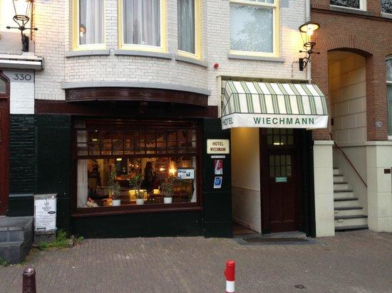 Amsterdam Wiechmann Hotel: Hotel