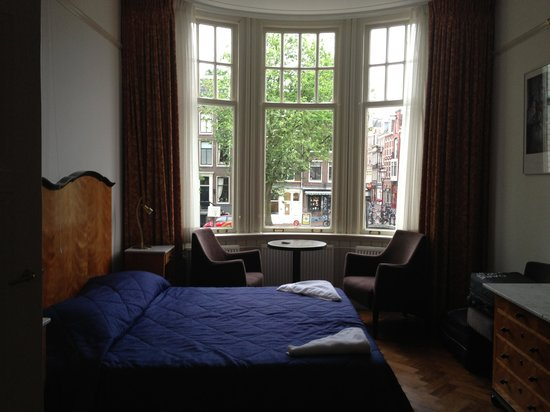 Amsterdam Wiechmann Hotel: Room for 4 people
