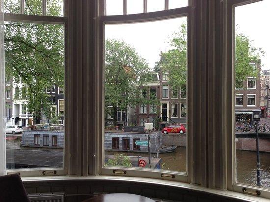 Amsterdam Wiechmann Hotel: View